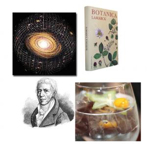 Lamarck, teorías heterodoxas del universo