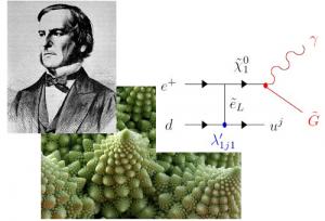 Gravitinos, George Boole, fractales y cosas raras