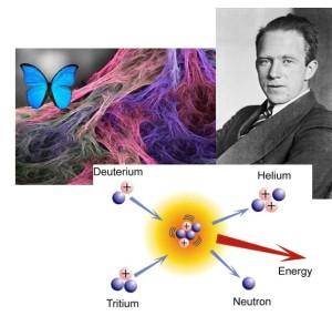 Fusión nuclear, Heisenberg y teoría del caos